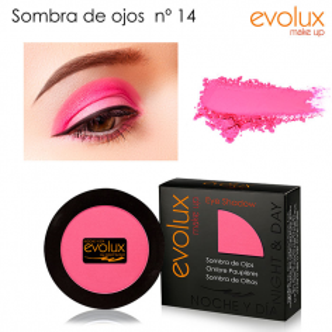 Sombra de ojos Evolux Nº14