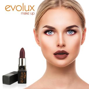 Barra de labios Evolux nº2 matte -Lips -Evolux Make Up