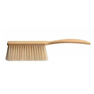 Cepillo barbero plástico