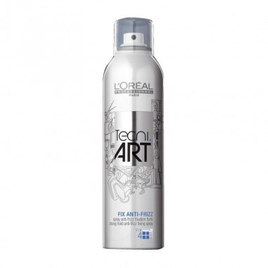 Tecni.Art Spray Anti-Frizz L'Oreal 250ml -Lacas y sprays de fijación -L'Oreal