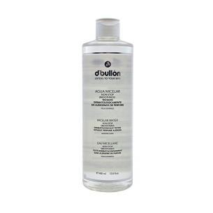 Agua micelar para pieles sensibles 400ml D'Bullón