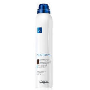 Spray Serioxyl Castaño Oscuro L'Oreal 200ml