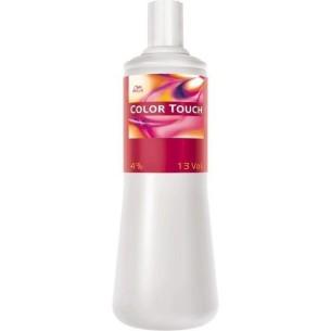 Emulsión intensiva Color Touch 4% 1L Wella -Oxidantes -Wella