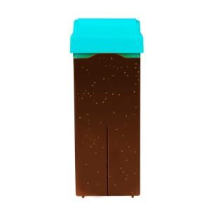 Cera Cartucho ChocoGold -Depilación con cera -Depil OK