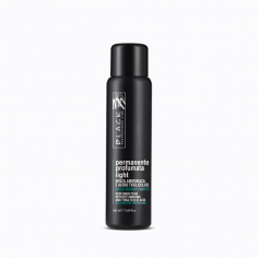 Permanent Light Black without ammonia 500ml -Permanent and straightened -Black