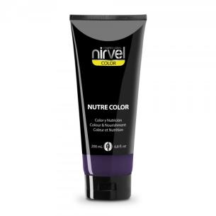 Nutre Color Morado 200ml -Tintes -Nirvel