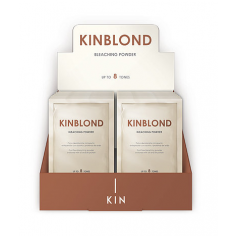 KinBlond discoloration about 30gr -Bleaches -Kin Cosmetics