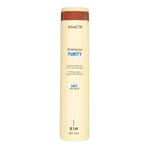 Purity Dry Champú Kinactif 250ml -Champús -Kin Cosmetics