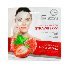 Strawberry Facial Mask IDC INSTITUTE -Masks and scrubs -IDC Institute