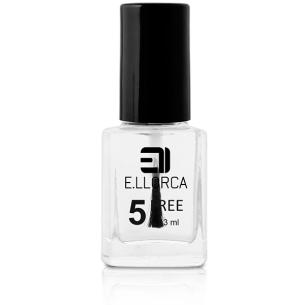 Esmalte de uñas Nº1 transparente Elisabeth Llorca