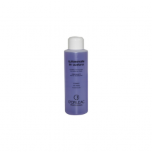 Quitaesmalte sin acetona 200 ml D'Orleac -Tratamientos para uñas y quitaesmaltes -D'Orleac