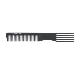 Giubra 5-prong carbon comb -Combs -Giubra