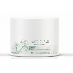 Mascarilla Nutricurls Wella Care 150ml