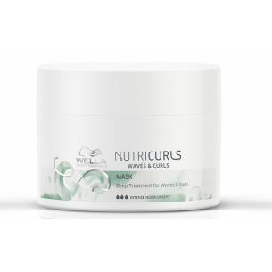 Nutricurls Wella Care Mask 150ml -Hair masks -Wella