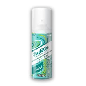 Batiste Original dry shampoo 50ml travel format -Dry shampoo -Batiste