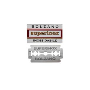Bolzano blade super stainless 5 units. -Hairdressing disposables -Eurostil