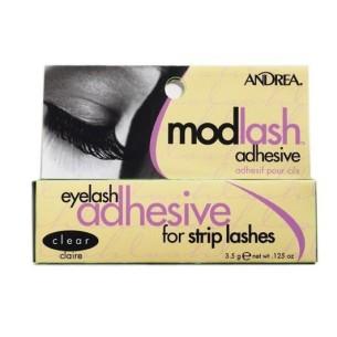 Pegamento Pestañas Postizas Andrea Claro 7grs -Eyelashes and eyebrows -Eurostil