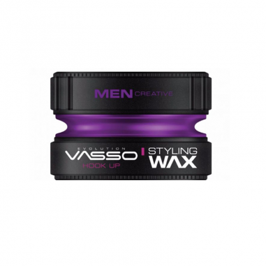Hook Up Vasso Wax 150ml -Styling products -Vasso