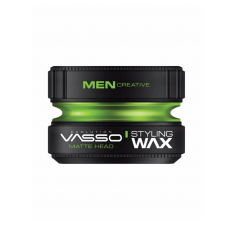 Matte Head Vasso Wax 150ml -Styling products -Vasso