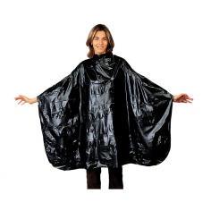Large Plastic Tint Cape with Velcro -Capes and aprons -Eurostil