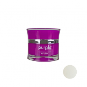 Queen So Clear Purple Acrylic Powder 30g -Gel & Acrylic Nails -Purple Professional