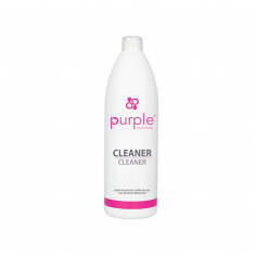 Cleaner Purple 1000ML -Gel & Acrylic Nails -Purple Professional