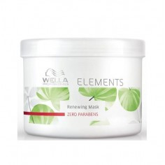 Mascarilla Wella Elements 500ml
