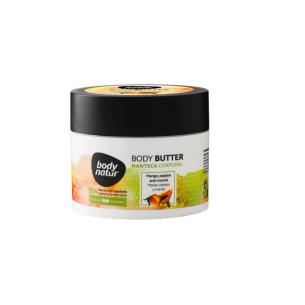 Manteca Corporal Mango y Papaya Body Natur 200ml -Hydrating creams -