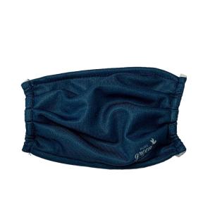 Mascarilla Homologada y Reutilizable Azul Tejano