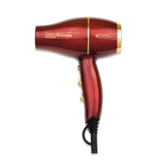 Dryer Zero 15 Super Compact Red Giubra 2100w -Hair dryers -Giubra