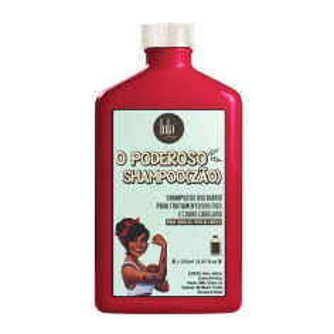 Champú O Poderoso 250ML Lola Cosmetics -Shampoos -Lola Cosmetics