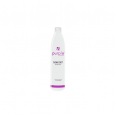 Soak Off Remover Purple 500ml -Accesorios manicura y pedicura -Purple Professional