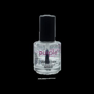 Secador de unhas Super Dry Roxo 15ml -Tratamentos de unhas e removedores de esmalte -Purple Professional