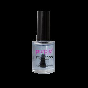 Primer SOS 15ml Purple -Tratamentos de unhas e removedores de esmalte -Purple Professional