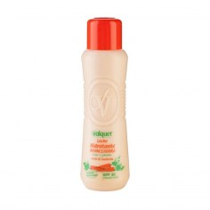 Leche Bronceadora Valquer Zanahorias SPF 20 500ml. -Sunscreens and Tanning Activators -Valquer