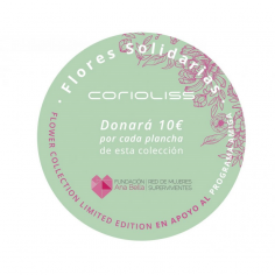 Corioliss C Style Flower Collection Straightener -Hair Straighteners, Tweezers and Curlers -Corioliss