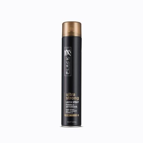 Laca ultra fuerte anti humedad Black 500ml