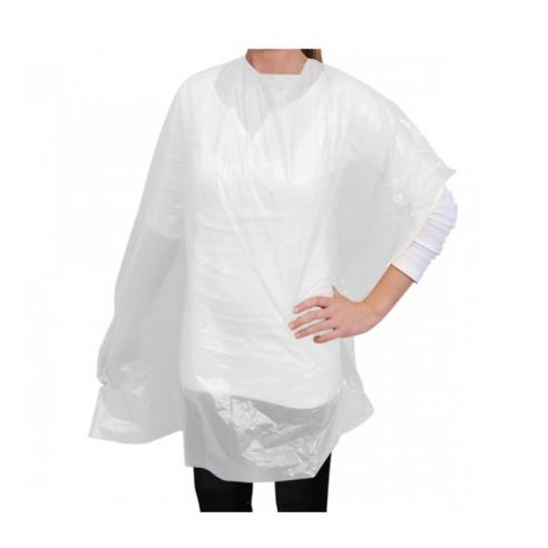 Disposable Tint Coat 50 units -Capes and aprons -Giubra
