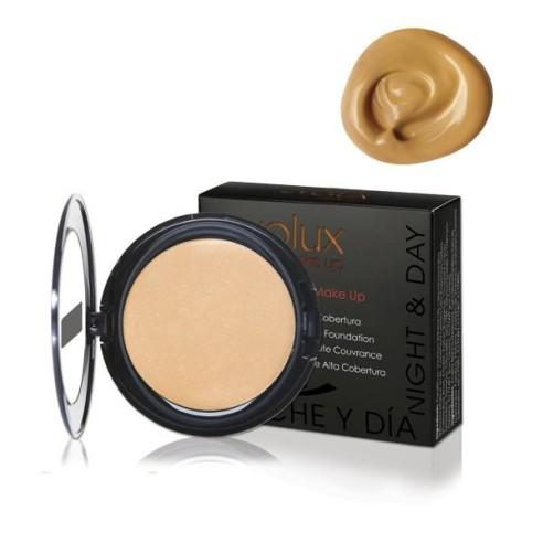 Maquillaje Intensive Cream 4 12gr -Cara -Evolux Make Up