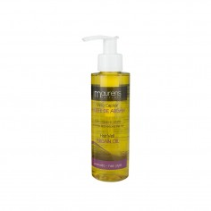 Óleo de Argan 150ml -Tratamentos de cabelo e couro cabeludo -Maurens