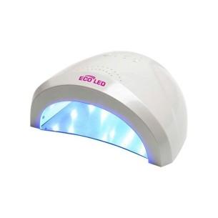 Lámpara de Uñas Blanca Eco Led 24/48w Giubra -Lâmpadas de unha e tornos de manicure -Giubra