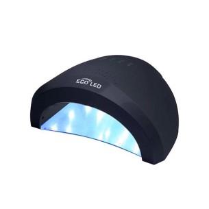 Lámpara de Uñas Negro Eco Led 24/48w Giubra -Lámparas de uñas y Tornos de manicura -Giubra