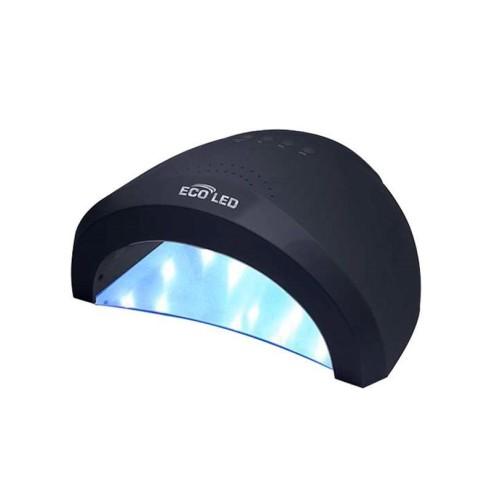 Giubra 24 / 48w Black Eco Led Nail Lamp -Regalos -Giubra