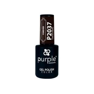 Forever Strong Gel Polish 2037 Purple -Semi permanent enamel -Purple Professional