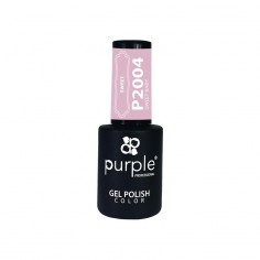 Gel Enamel Sweet Baby Purple Nº2004 -Semi permanent enamel -Purple Professional