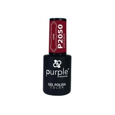 Esmalte Gel Love Dublin Purple Nº2050 -Semi permanent enamel -Purple Professional