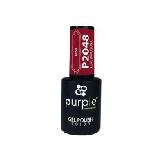 Esmalte Gel Love Barcelona Purple Nº2048 -Semi permanent enamel -Purple Professional