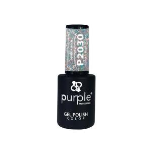 Esmalte Gel Make A Wish Today Purple Nº2030 -Esmalte semi permanente -Purple Professional