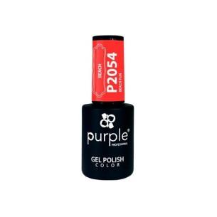 Esmalte de gel Beach Fun 2054 Purple -Semi permanent enamel -Purple Professional