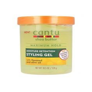 Cantu Shea Butter Styling Gel Moisture Retention 524g -Ceras, Pomadas y Gominas -Cantu